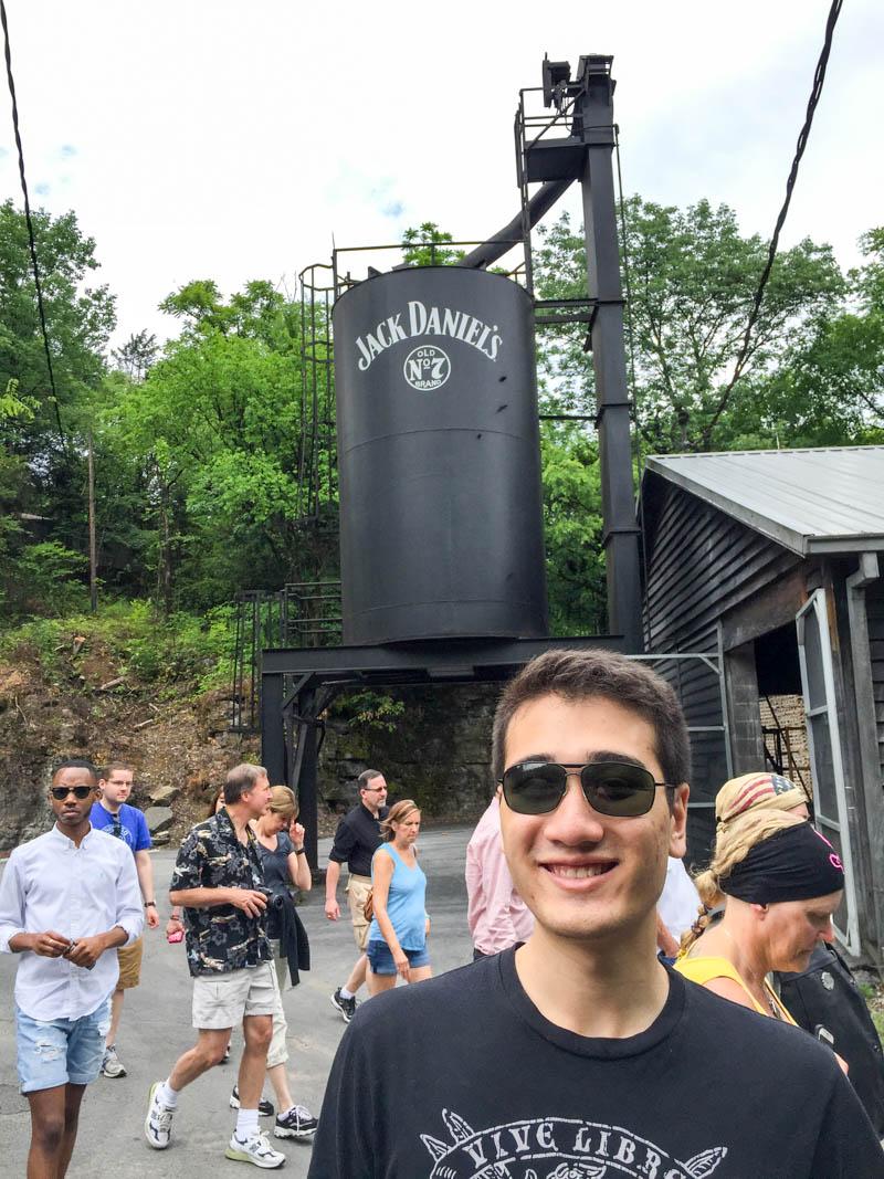 Jack Daniels and Barrel House BBQ