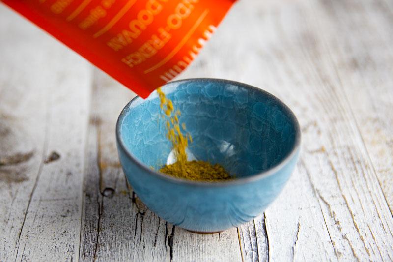 Grilled Vadouvan Curry Shrimp