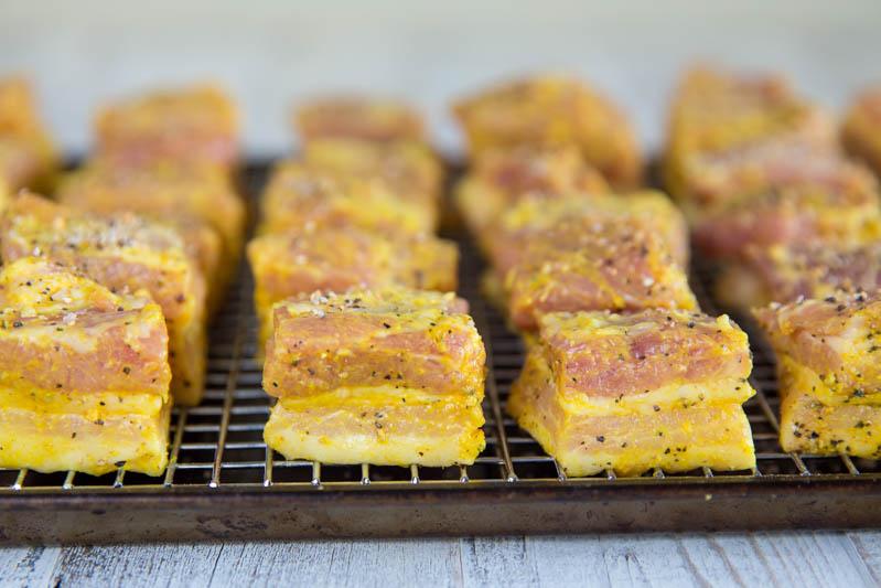 Crispy Asian Glazed Pork Belly
