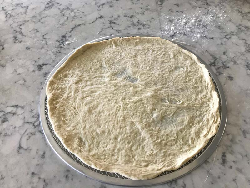 The Best Big Green Egg Pizza Recipe