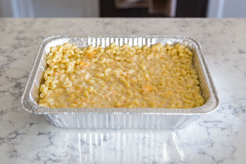 Easy Smoked Mac and Cheese