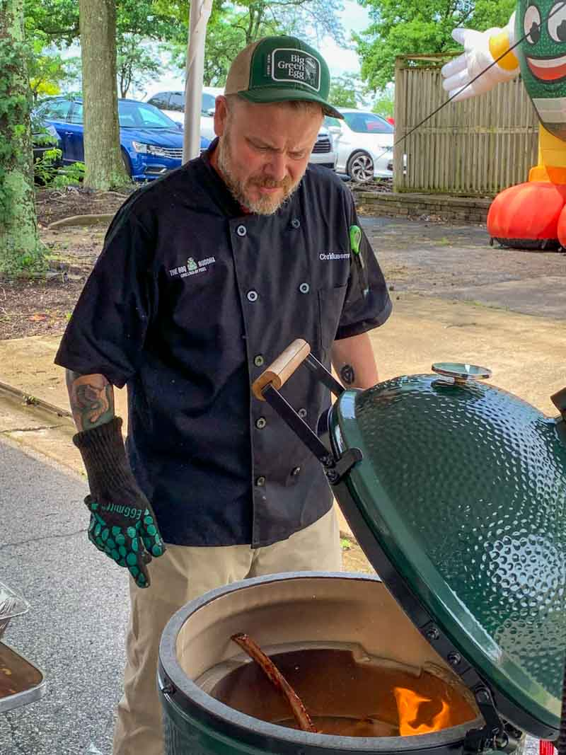 Why I Grill by Feel